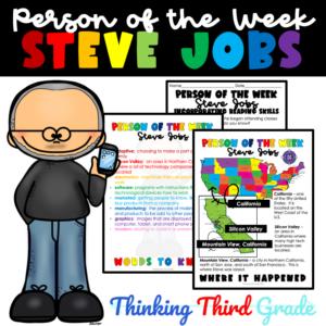 Steve Jobs Autobiography Classroom lessons