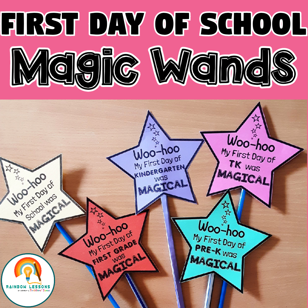 First Day of School Gift | Back to School Gift