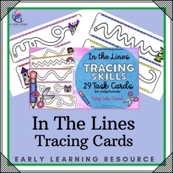 Printable Tracing Practice Cards