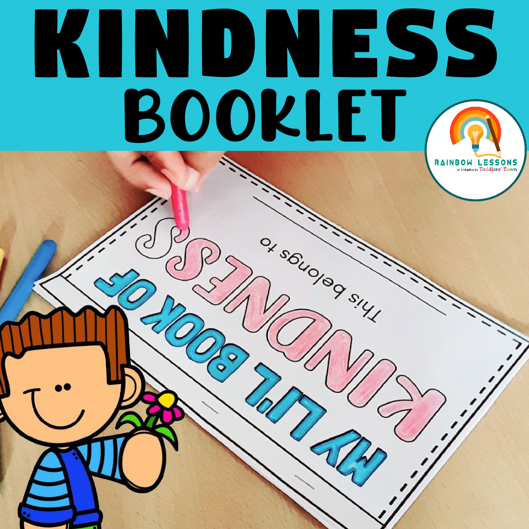 Kindness Activities Booklet