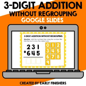 Math Addition Downloadable Teaching Resources