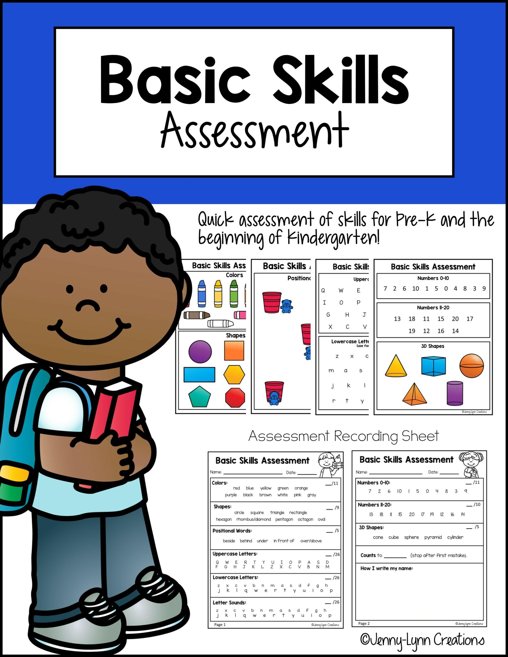 Basic Skills Assessment