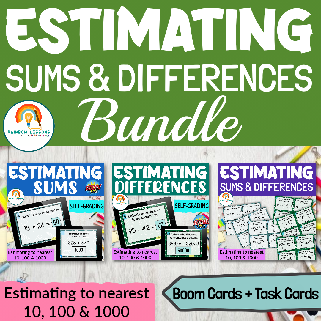 Estimating Sums and Differences Bundle