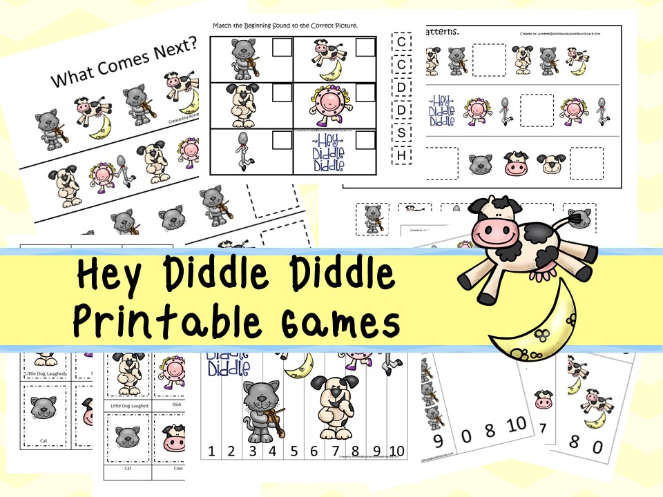 Downloadable Teaching Resources Printable Games