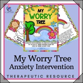 My Worry Tree - Managing Anxiety