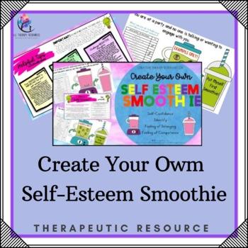 Create Your Own Self Esteem Smoothie