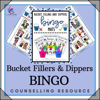 Bucket Filling and Bucket Dippers BINGO GAME